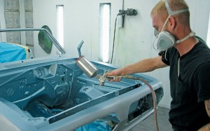 Professional Automotive Painters